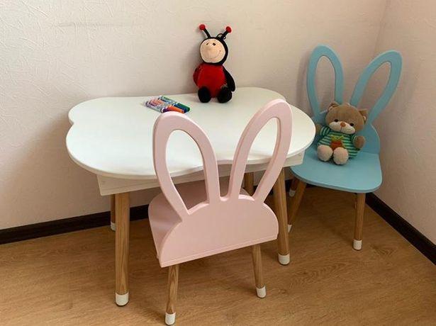 детская мебель. детский стул, стол.