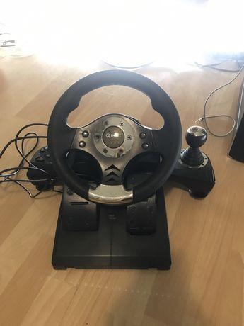 Kierownica Qsmart SUZUKA Pro 4w1