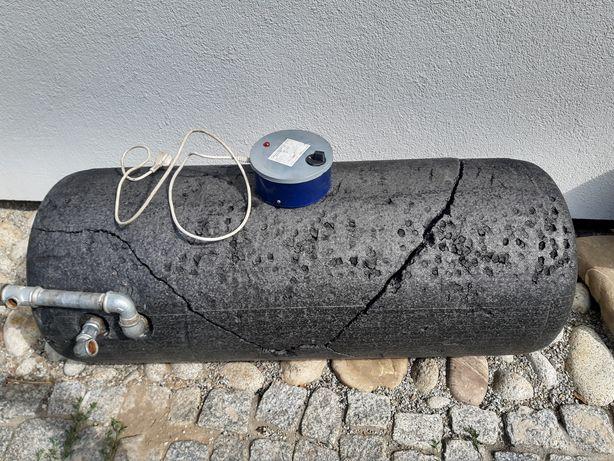 Bojler z grzałką elektryczną
