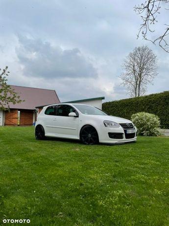 Volkswagen Golf sprzedż lub zamiana rline 2008 manual tdi gwint zadbany