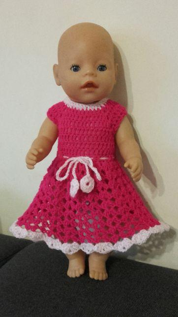 Ubranko na lalki baby born i bobas 37-42
