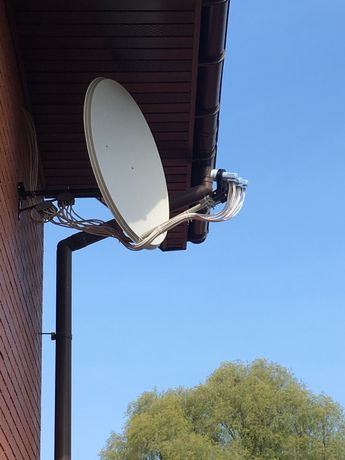 Сигнализация GSM, Спутниковое телевидение, Видеонаблюдение, Т2