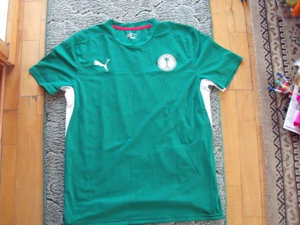 koszulka piłkarska reprezentacji Arabia Saudyjska PUMA