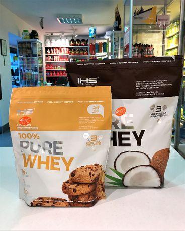 Pure Whey- białko 2,5 kg - 169zł - odżywka białkowa- Muscle Power