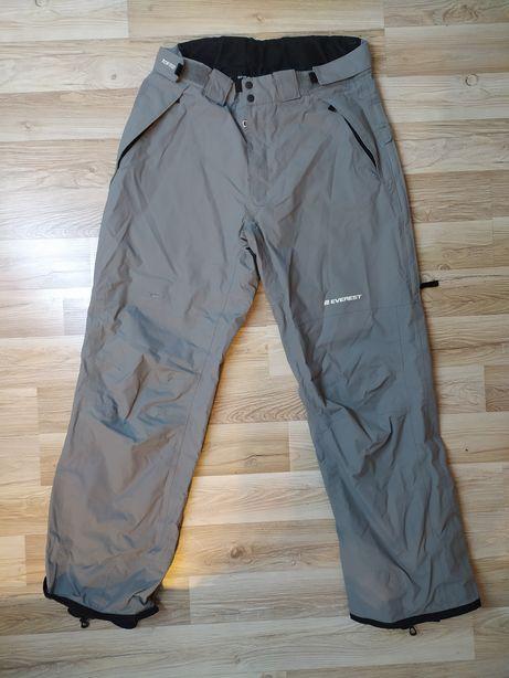 Spodnie narciarskie snowboardowe Everest rozmiar L