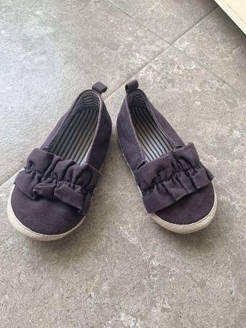 Обувь, кеды, босоножки h&m 22 р.
