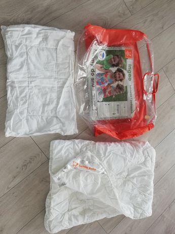 Komplet pościeli dla dziecka koldra 100x135 z poduszka 40x60