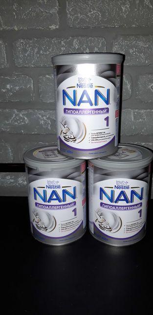 НОВАЯ СМЕСЬ NAN 1. Nestle. Гипоаллергенная Смесь Нан 1 Нестле.