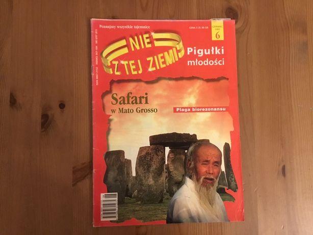 Nie z tej ziemi 6/1997 - magazyn