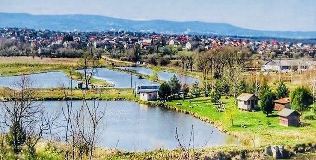 5 га земля, озера, ставки