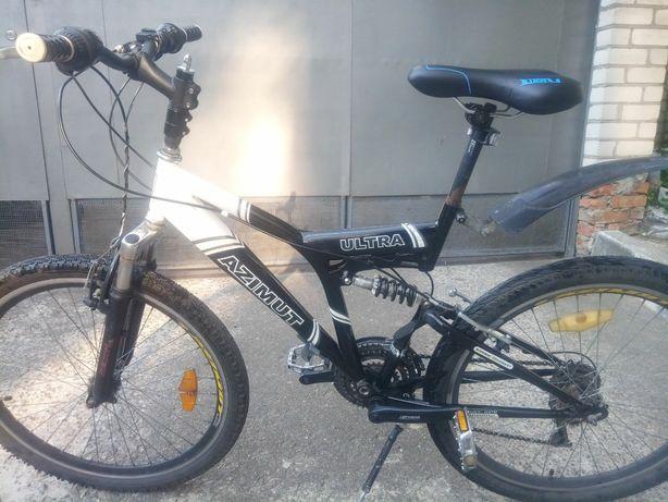 Велосипед горный MTB Azimut Ultra 26