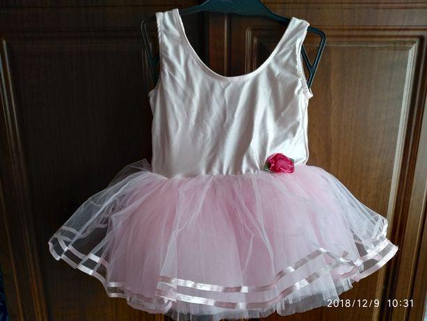 Пышное платье. Юбка пачка. Angelina Ballerina. Купальник для танцев