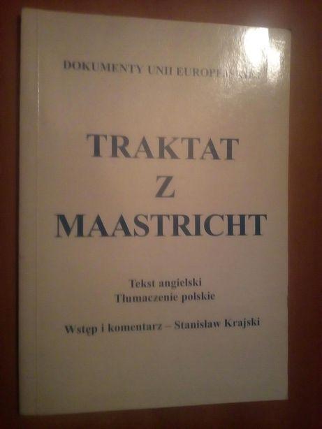 Traktat z maastrichta