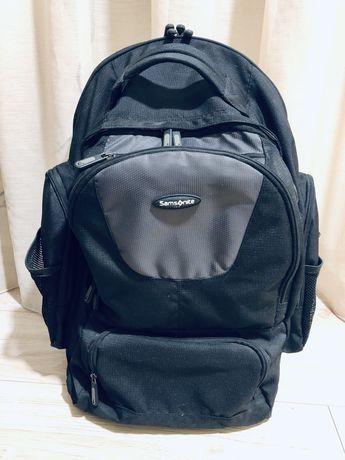 Многофункциональный рюкзак на колесах Samsonite 15'6