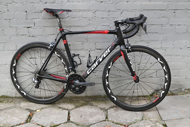 Rower szosowy Carver Evoultion CPS Ultegra Di2