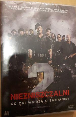 Niezniszczalni 2 (film DVD)