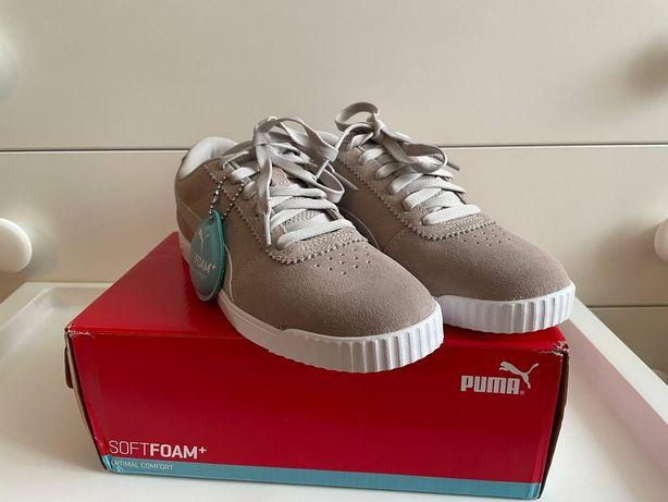 Puma carina slim кроссовки,кеды nike,adidas,ecco