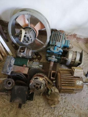 Мотор до обладнання