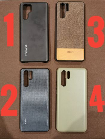Capa Huawei P30 Pro Silicone