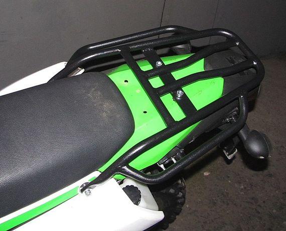 Kawasaki KLX250, KLR650, Z250SL багажник рамки защитные дуги багажная