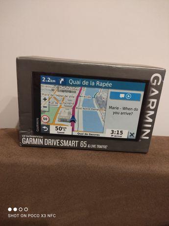 Nawigacja GARMIN Drive Smart 65 & Live Traffic