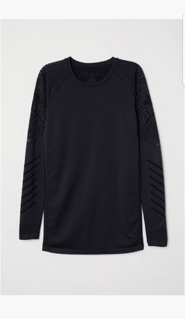 Nowa Koszulka Top Treningowy H&M MAMA roz. M