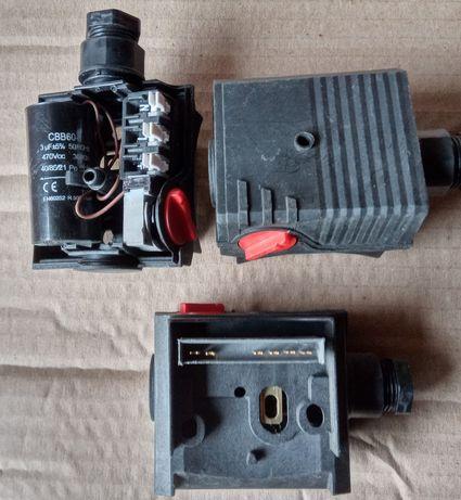 Клемна коробка з конденсатором  для  насоса Wilo