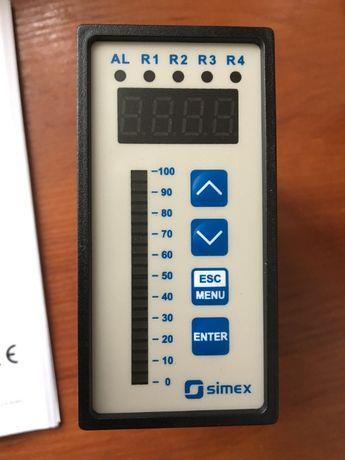 Регулятор-измеритель Simex SRL-49-1841-1-4-001
