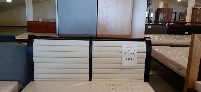 Łóżko drewniane 160/200 Jarjanka  Dom Meblowy