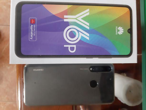 Huawei y6p usado como novo.