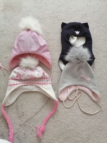 Зимние шапочки, шапки