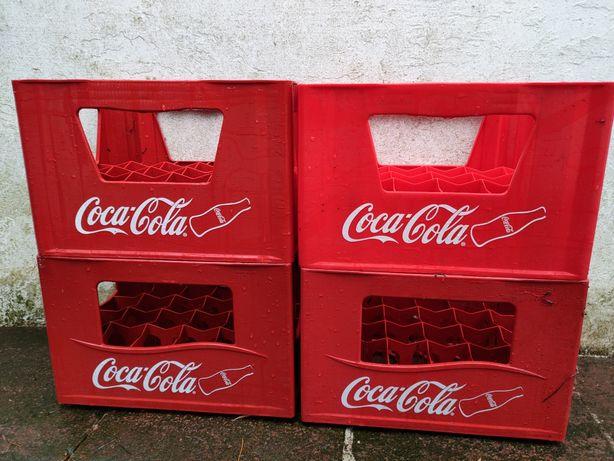 Grades para garrafas coca-cola