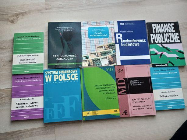 Książki Finanse Rachunkowość Bankowość