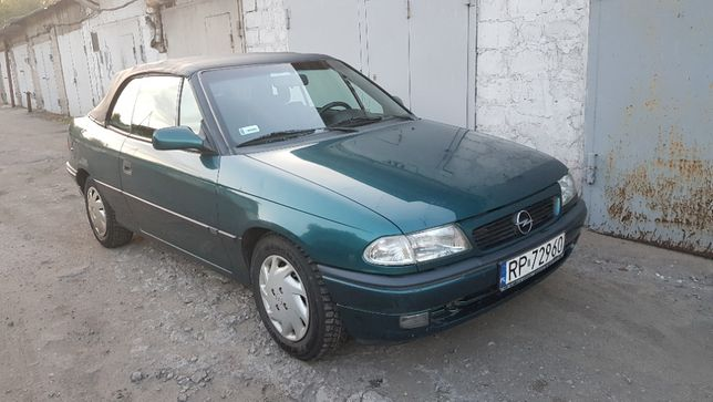 Продам Opel Astra F КАБРИОЛЕТ