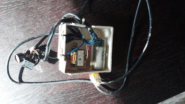 Kabel zasilający (transformator i kondensator )Lodówka Samsung RL33EAM