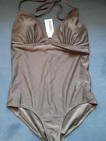 Nowy strój kąpielowy, rozmiar 42. Kolor khaki