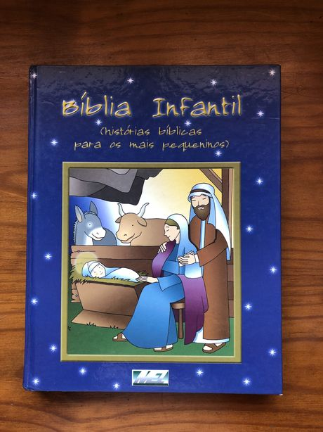 "Livro ""Bíblia Infantil"""