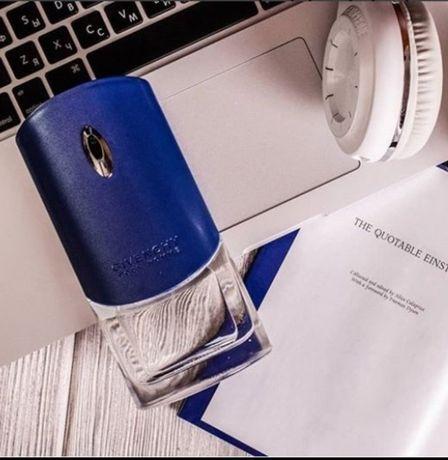 Мужская парфюмерия Дживанши  Blue Label(ОАЭ)