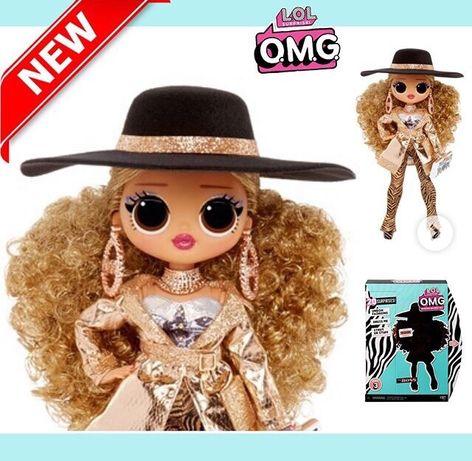 Кукла ЛОЛ Сюрприз ОМГ Леди Босс LOL Surprise OMG Da Boss. Оригинал.
