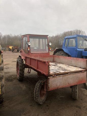 Т-16 трактор ДВШ