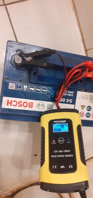 Авто зарядное устройство для аккумулятора импульсное автомат