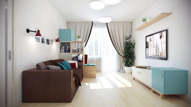 Продам однокомнатную квартиру в новом Экодоме