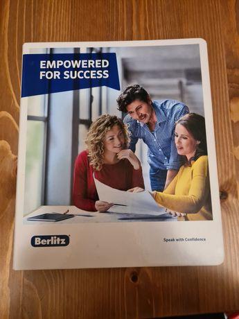 Berlitz empowered for success, materiały do nauki angielskiego