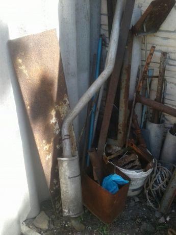 Резонатор ваз 2101-07