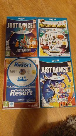 Gry na konsolę Wii U