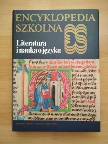 Encyklopedia szkolna - Literatura i nauka o języku !
