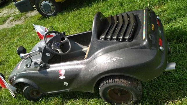 gokart z silnikiem spalinowym      jeszcze na gwarancji