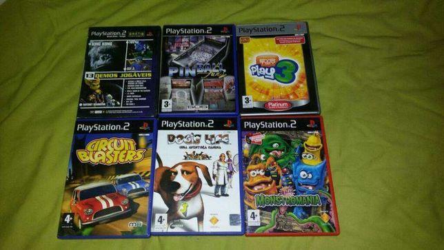 Jogos PS 2