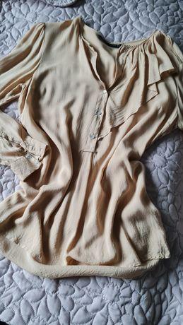Bluzka koszula Zara rozmiar S