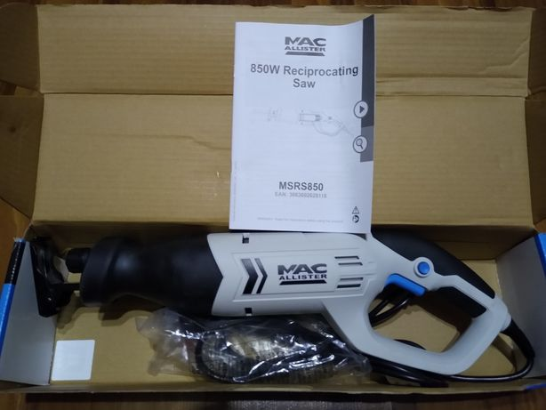 Пила сабельная MAC ALLISTER MSRS850